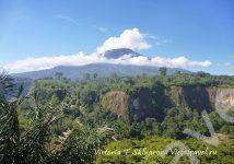 каньон, природа, Букиттингги, Суматра, Индонезия