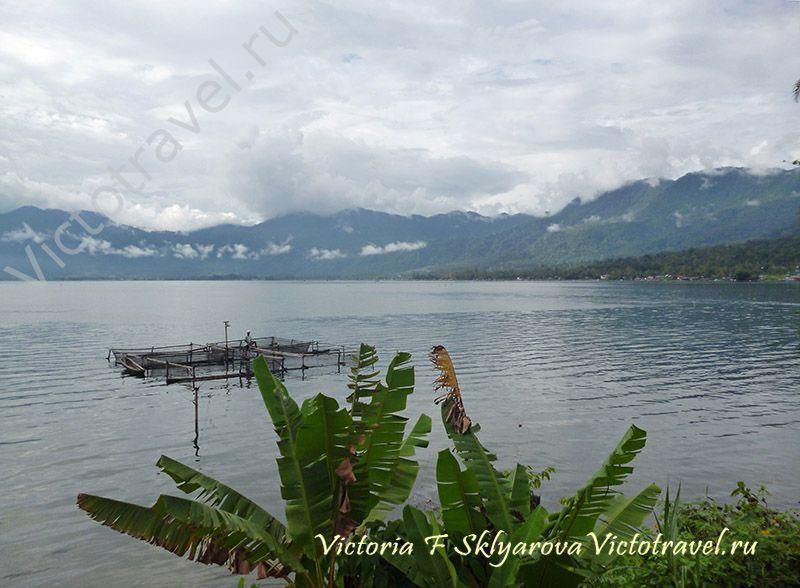 отдых у Озера Манинджау, Суматра, путешествие в Индонезиюsumatra-maninjaui10