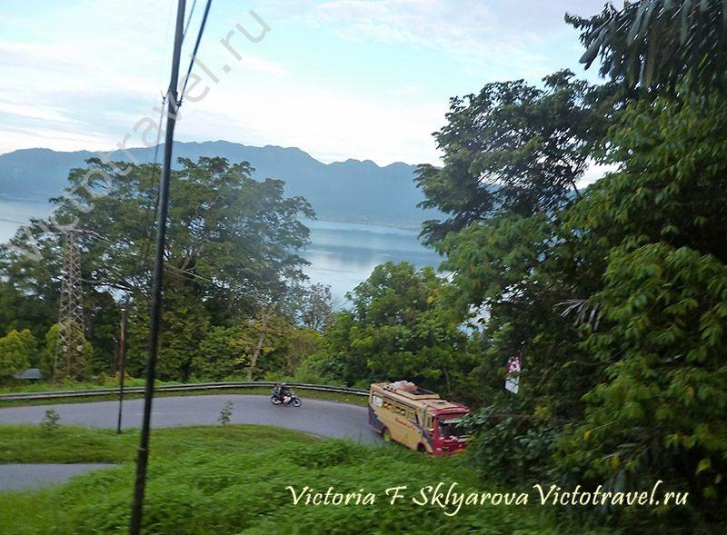 Озеро Манинджау, Суматра, Индонезия, sumatra-maninjaui21