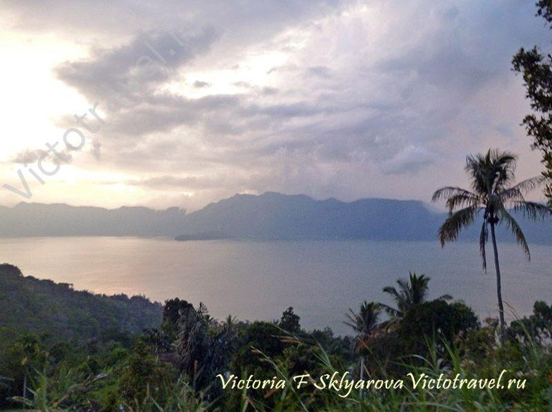 Озеро Манинджау, Суматра, Индонезия, sumatra-maninjaui3