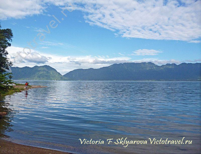 отдых у Озера Манинджау, Суматра, путешествие в Индонезиюsumatra-maninjaui4