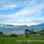 Озеро Манинджау 44 поворота, Суматра, Индонезия