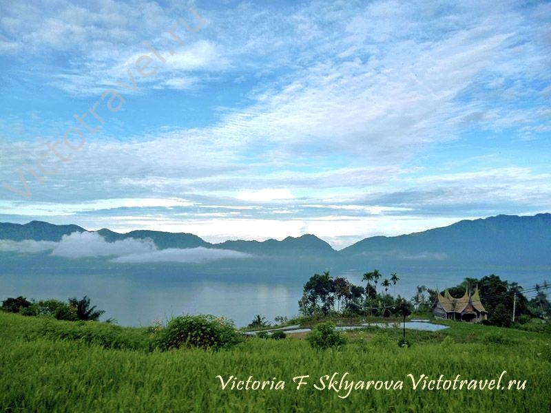 Озеро Манинджау, Суматра, Индонезияsumatra-maninjaui42