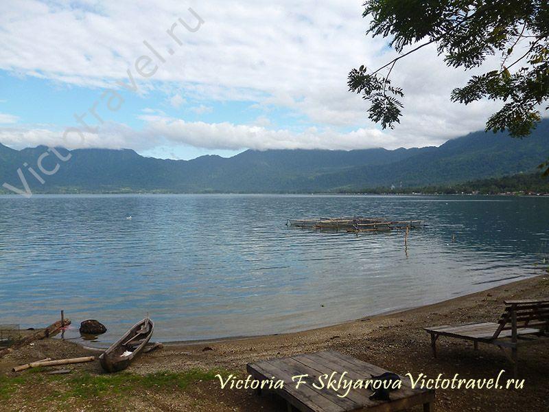 отдых у Озера Манинджау, Суматра, путешествие в Индонезиюsumatra-maninjaui6