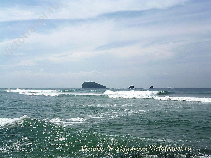 Чандидаса, остров Бали, Индонезия