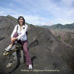 Вулкан Бромо самостоятельно, Ява, Индонезия