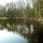 Необыкновенное озеро — стих