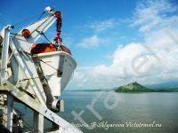 Путешествие на корабле по Индонезии
