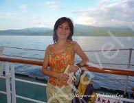 Корабль на остров Флорес, Индонезия