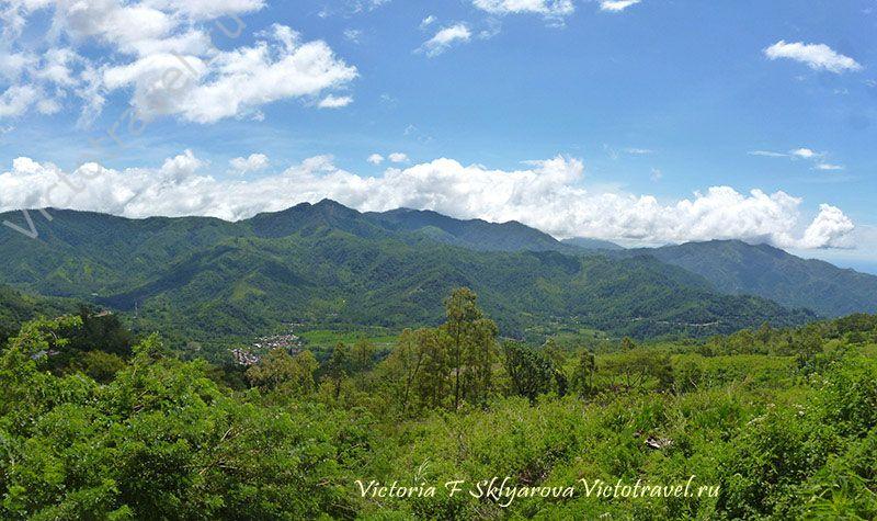 Вулкан Келимуту, Флорес, Индонезия
